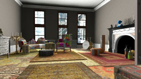 Hotel Chelsea room 826 - Eclectic - by kitty
