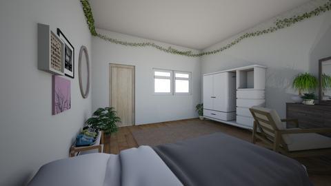 obx bedroom - Vintage - Bedroom  - by yunahuntjens