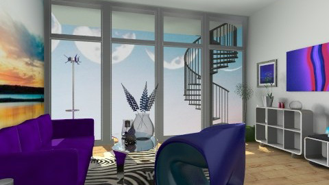 madzigggggg - Vintage - Living room  - by Stanojkovic