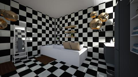 A Bathroom - Bathroom  - by wps2034