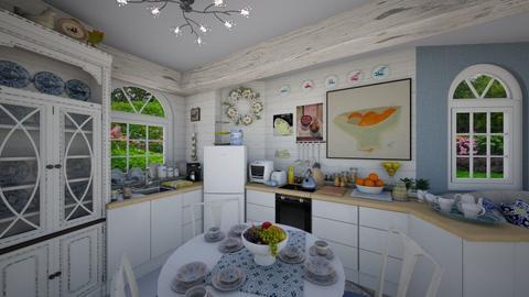 kitchen for nana - by Teri Dawn