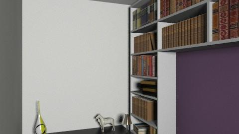 escritório - Classic - Office  - by kessy_novaes