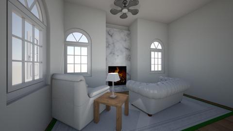 Living room - Modern - Living room  - by Hop3Bag3l