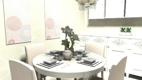 Kitchen Eclectic - Eclectic - Kitchen  - by darcella