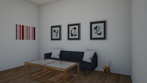 Cool Living Room - Living room  - by DreamerStar202