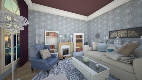 living cousy - Living room  - by marindekica22