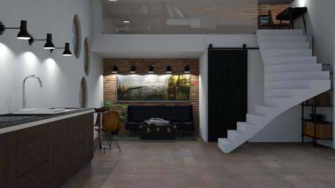 Studio Apt - by gumball13