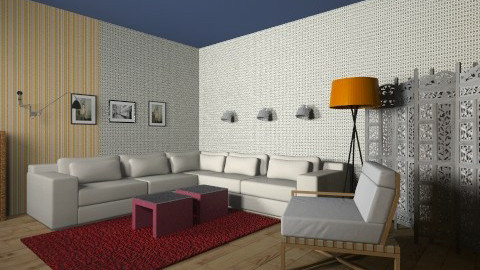 Sala 2013 - Eclectic - Living room - by minerva8a