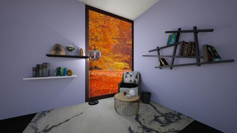 Cozy corner - by Puppylover5673