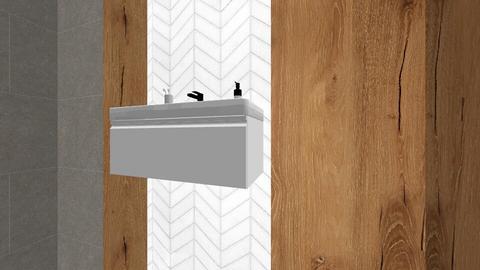 Duza lazienka - Bathroom  - by Mar_Gro