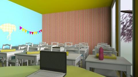 School class - by user_3019953