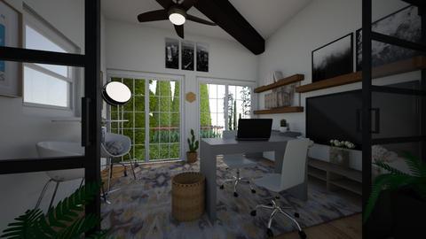 Modern Playful Office - Office - by ashley_rose04