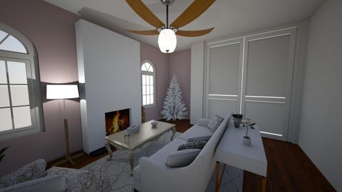 christmas - Living room - by bellavanderwal