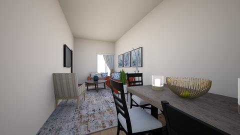 kenini - Modern - Living room  - by Kenia Padron