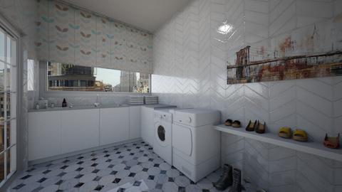 mns ktchn remix boot room - Modern - by Doraisthe_nameofmydoggo12345