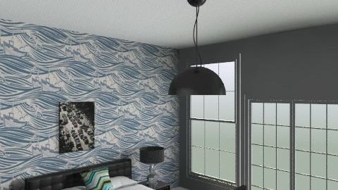 Bachelor  - Minimal - Bedroom - by MichaelAshton