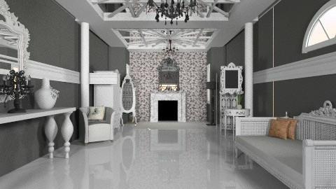 Black Boudior - Classic - Living room - by HGranger2