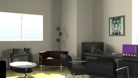 kristen - Glamour - Office  - by kristenstefaniuk