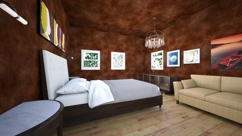 room - Bedroom  - by BUKAJKO