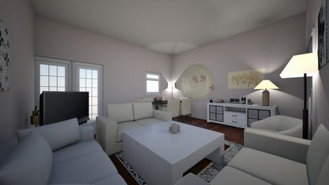 salonesquinasofa - Living room  - by alcarmer