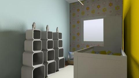 gyerekszoba - Classic - Kids room  - by biridoc
