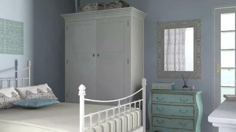 julia's - Rustic - Bedroom  - by annan28