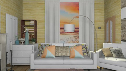 My Modern Dream - Modern - Living room  - by deleted_1513655778_Valencey14