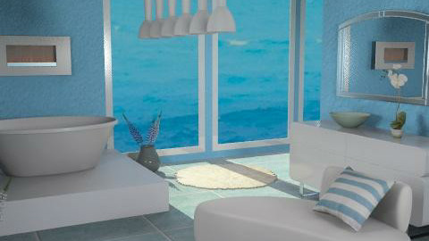 Sea Bath - Eclectic - Bathroom  - by db88db88