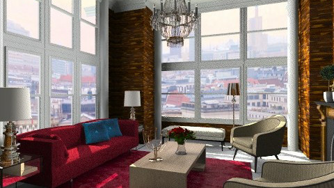 Another_One - Classic - Living room - by 3rdfloor