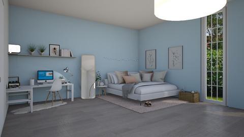 goodbye stranger room - Bedroom - by irisrmks