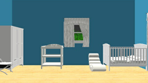 Baby room - Modern - Kids room  - by GRgeoGR