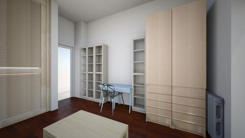 Dafni room v7 - Vintage - Bedroom - by apoelalexis
