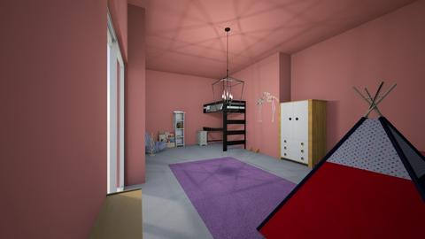 my sis s room - Kids room  - by pipermclean