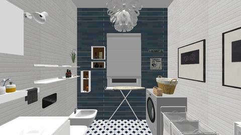 II big bath - Bathroom - by bettamarchegiano