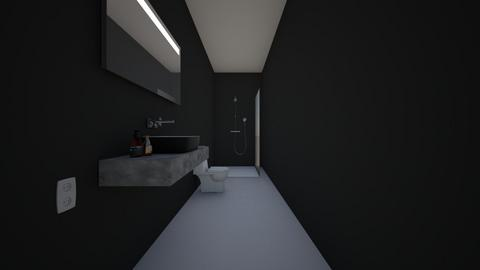 mariam forcelledo  - Bedroom  - by mariamfore