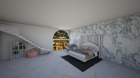 dreams  - Modern - Bedroom - by southern gal 13