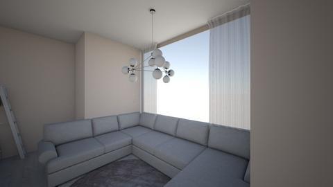 Aesthetic Modern  - Living room  - by kenzieG090