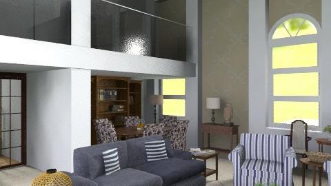 VintageClan  - Vintage - Living room - by jackiefruit