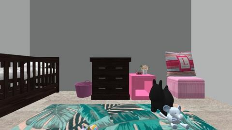My dream house - Modern - by brookesbabies