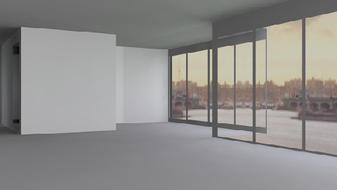 Richard Meier_empty pln 1 - Modern - Living room - by Valentina Balafa