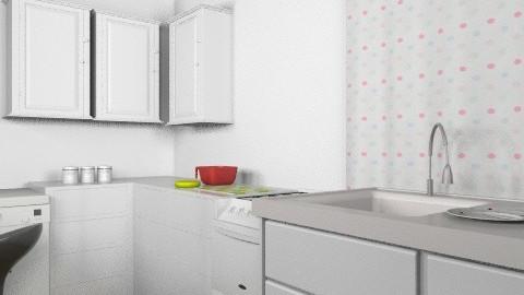 Kitchen - Retro - Kitchen  - by zoehommel