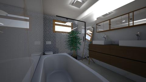 Bathroom1  - Bathroom - by Hennypenny5