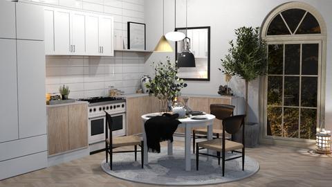 take a seat - Kitchen  - by mil0na
