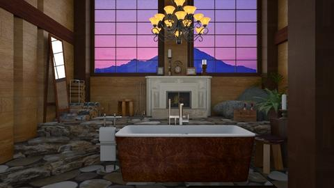 bathtub - by Christine Keller