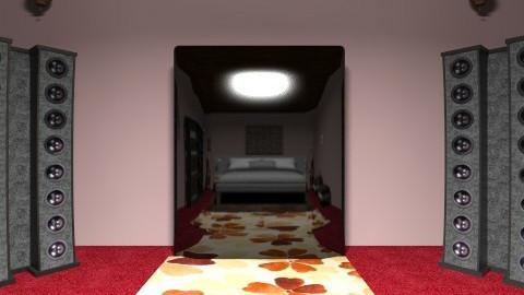 Shahzad - Country - Bedroom  - by shahzad ajaz