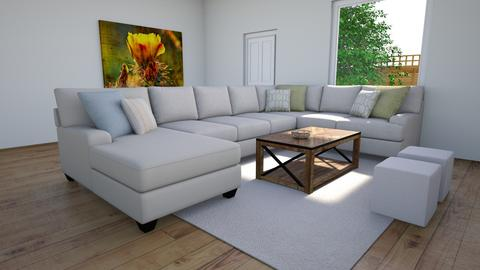 LS for Michael and Asha - Living room  - by TheDutchDesigner