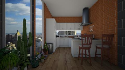 kitchen 0003 - Kitchen - by dindayudvina