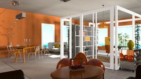 Inner office ~ - Eclectic - by mrschicken