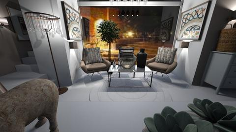 Three Chairs - Living room  - by its_dd24