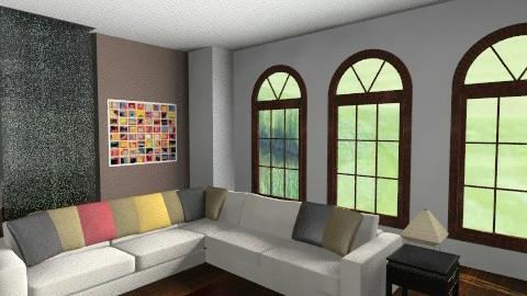 FarmH - Glamour - Living room - by vanette